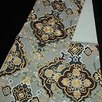 【袋帯】相良刺繍・金駒刺繍袋帯