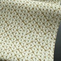 【京袋帯】本場結城紬京袋帯